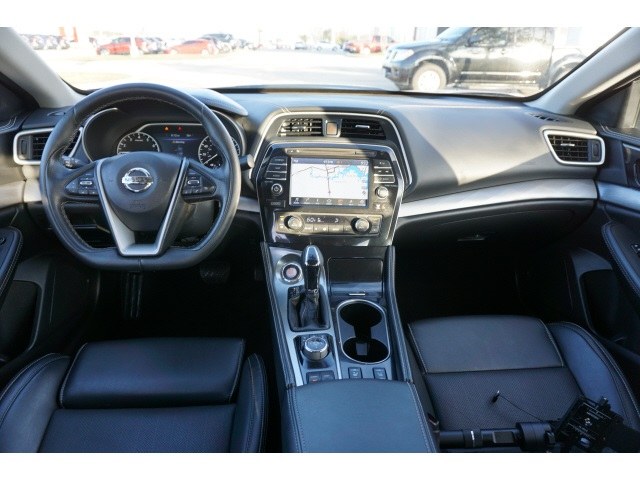 Certified Pre-Owned 2017 Nissan Maxima 3.5 SV