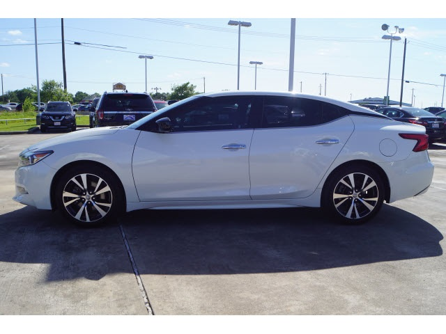 Certified Pre-Owned 2017 Nissan Maxima 3.5 S