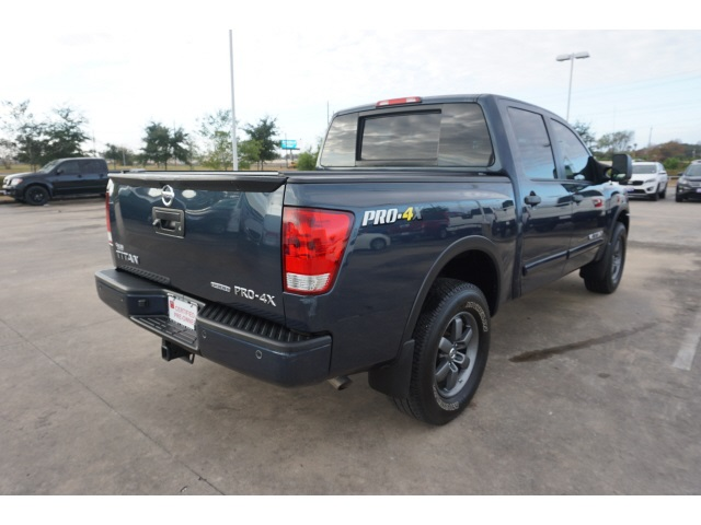 Certified Pre-Owned 2015 Nissan Titan PRO