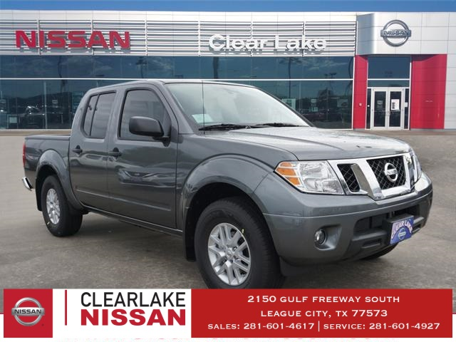 New 2019 Nissan Frontier Sv 4d Crew Cab In League City Kn717128