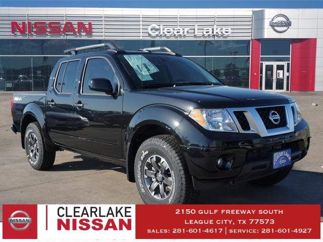 Nissan Frontier Pro 4X >> New 2019 Nissan Frontier Pro 4x 4d Crew Cab In League City Kn764173