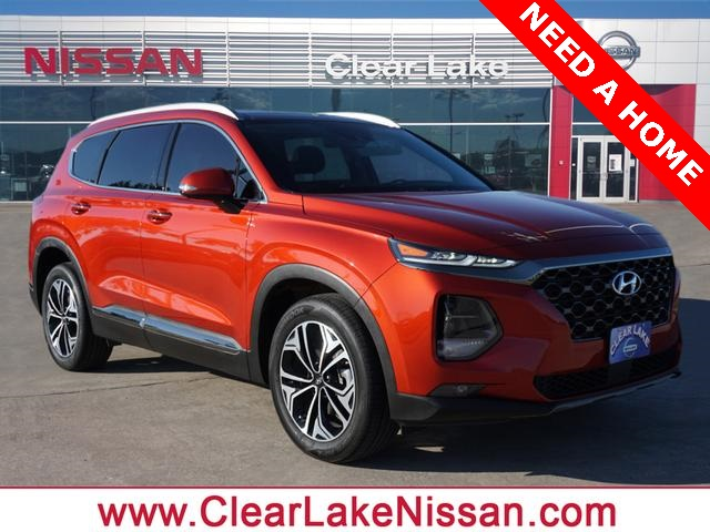 Pre-Owned 2019 Hyundai Santa Fe Ultimate 2.0